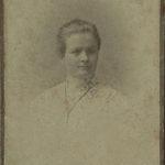 Софья Матвеевна Романчук, Вильнюс, 1909 год