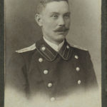 Виктор Матвеевич Романчук, инженер путей сообщения, коллежский секретарь 1915 год