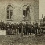 Волонтерская пожарная команда (Straž ogniowa ochotnicza w Rosi), 1935 г., Россь