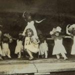 """Софья Романчук читает стихотворение""""Кукла"""" поэта Владислава Сырокомля, п. Россь, 1932-1933 гг"""