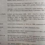 """Упоминание сестер Романчук в книге """"Listy niewysłane"""" Россь"""
