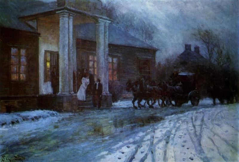 Жуковский Станислав